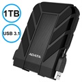 Adata HD710 Pro Waterproof External Hard Drive - Black