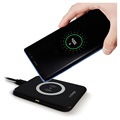 Caricabatterie Wireless Qi AirCharge Slimline - Nero