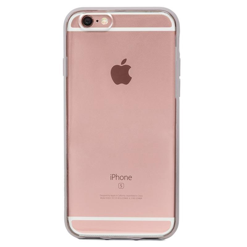Cover Anti Scivolo TPU per iPhone 6/6S - Trasparente