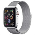 Apple Watch Series 4 LTE MTX12FD/A - Acciaio Inossidabile, Loop Milanese, 44mm, 16GB - Color Argento