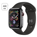 Apple Watch Series 4 LTE MTX22FD/A - Acciaio Inossidabile, Cinturino Sport, 44mm, 16GB