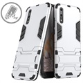 Custodia Ibrida Armor per Huawei P20 - Color Argento
