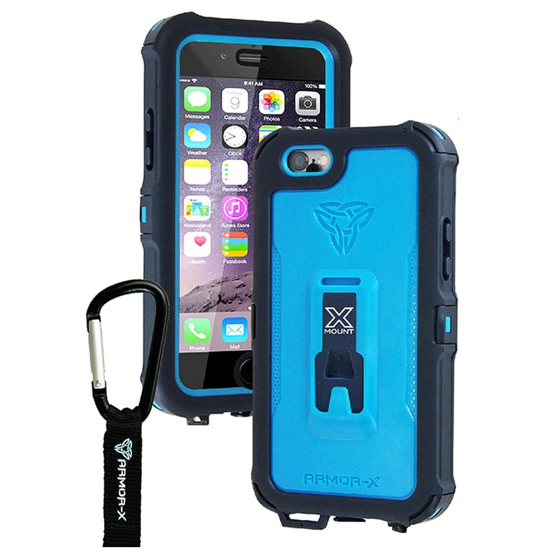 custodia acqua iphone