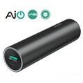 Aukey PB-T13 AiPower Lightning Power Bank - 5000mAh - Black