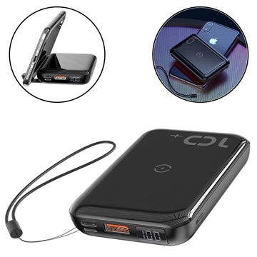 Power Bank & Caricabatterie Wireless Rapida Baseus Mini S - 10000mAh