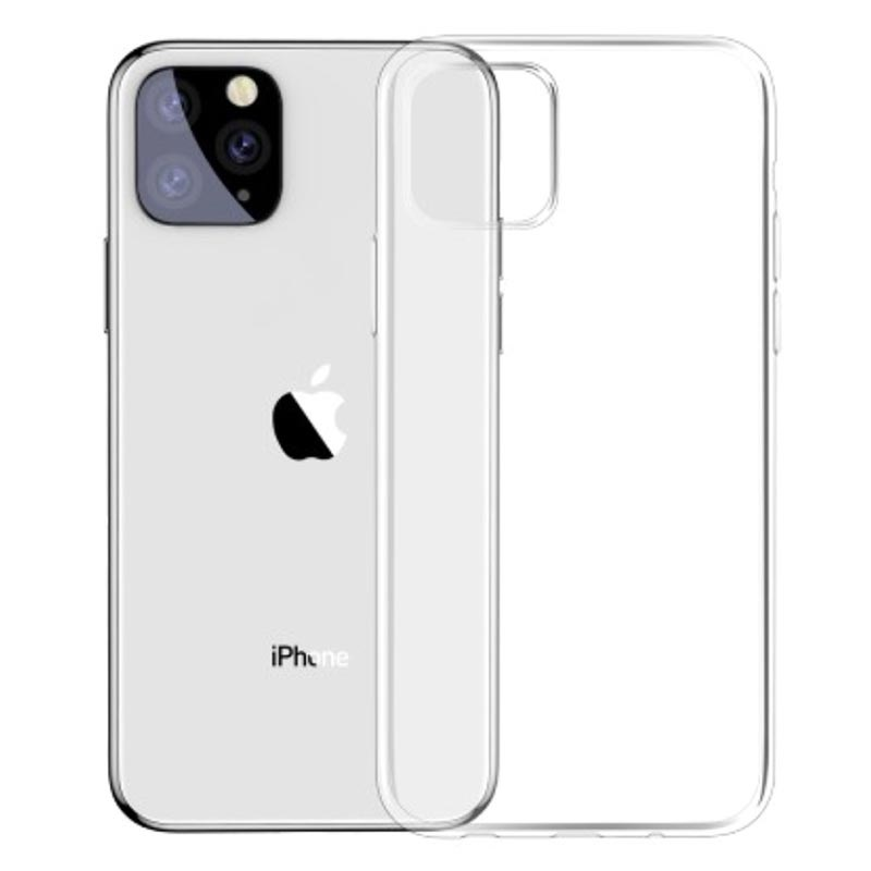 Cover in TPU Baseus Simple per iPhone 11 Pro Max