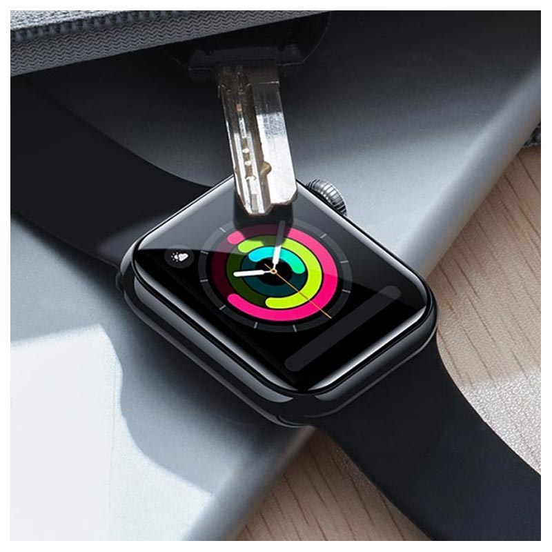 Baseus Ultra-Thin Apple Watch Series 1/2/3 Screen Protector - 42mm