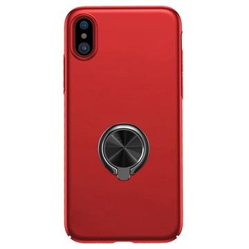 iphone x custodia rossa