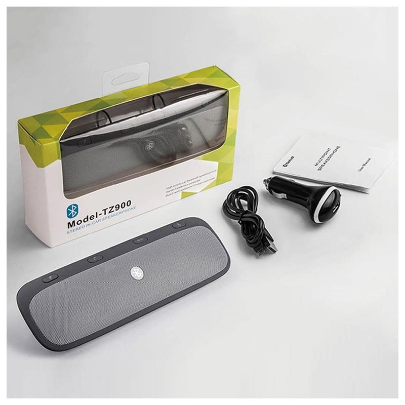 Kit Auto TZ900 Bluetooth 3.0 - Sunvisor Mount