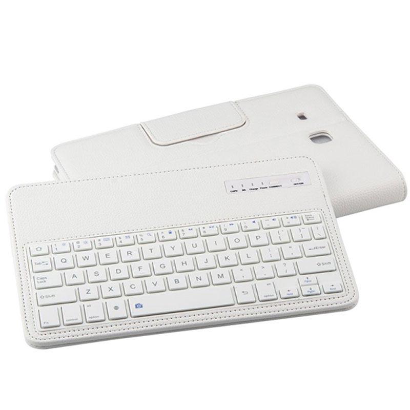 custodia con tastiera samsung tab e 9.6