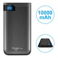 Power Bank con Doppia Porta USB Cager S100 - 10000mAh