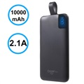 Cager S10000 Portable Type-C Power Bank - 10000mAh