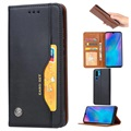 Card Set Huawei P30 Pro Wallet Case - Black