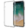 Custodia Anti-Shock TPU per iPhone X - Trasparente