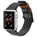 Dux Ducis Canvas Apple Watch Series 4/3/2/1 Strap - 42mm, 44mm