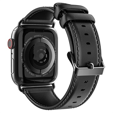 Dux Ducis Apple Watch Series 4/3/2/1 Leather Strap - 38mm, 40mm