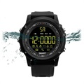 Smartwatch Sport Impermeabile Bluetooth 4.0 EX17 - Nero