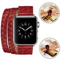 Apple Watch Series 1/2/3 Elegant Woven Strap - 42mm