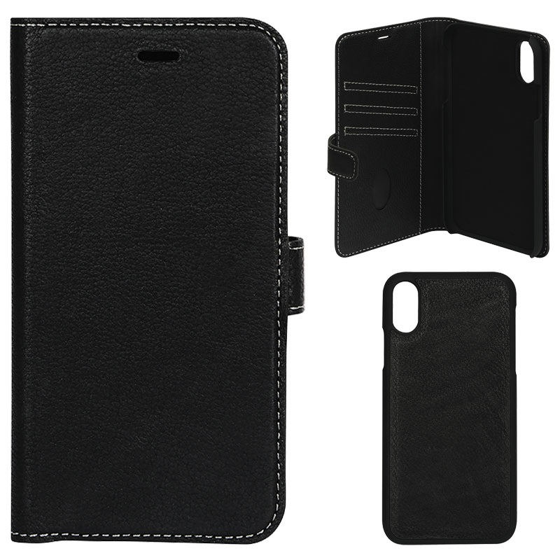 Custodia a portafoglio per iPhone XR