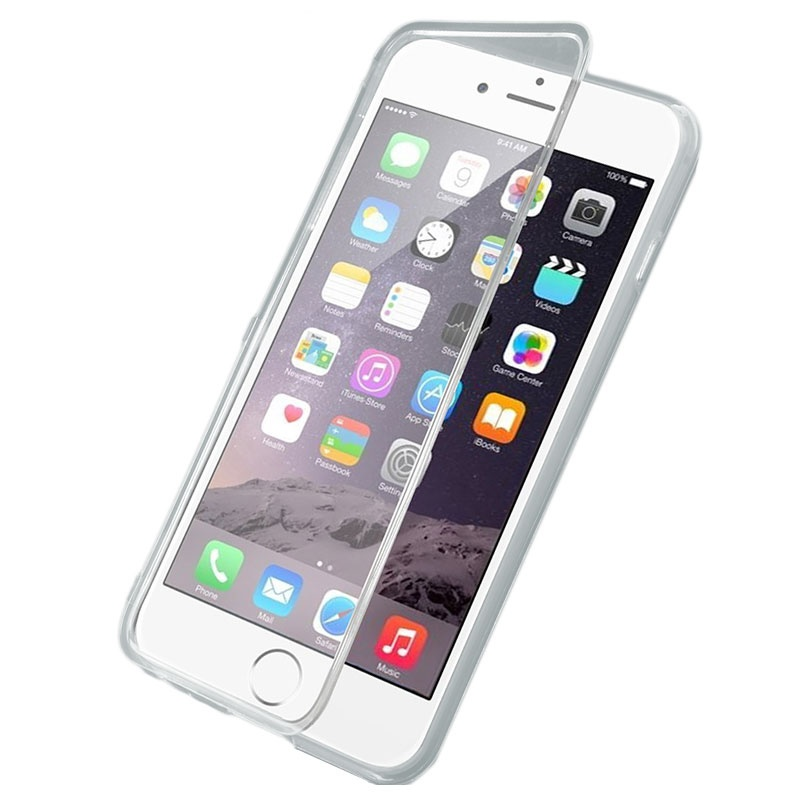 custodia trasparente per iphone 6s