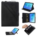 Huawei MediaPad M5 10/M5 10 (Pro) Folio Case with Card Slot - Black