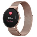 Forever ForeVive SB-320 Waterproof Smartwatch - IP67 - Rose Gold