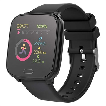 Smartwatch con GPS per Bambini Forever Find Me KW-200 - Verde