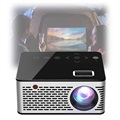 Full HD Mini LED Projector with Touch Control T200