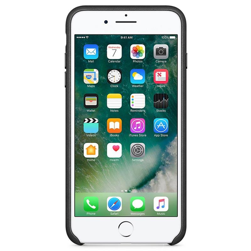 custodia apple iphone 7 nera