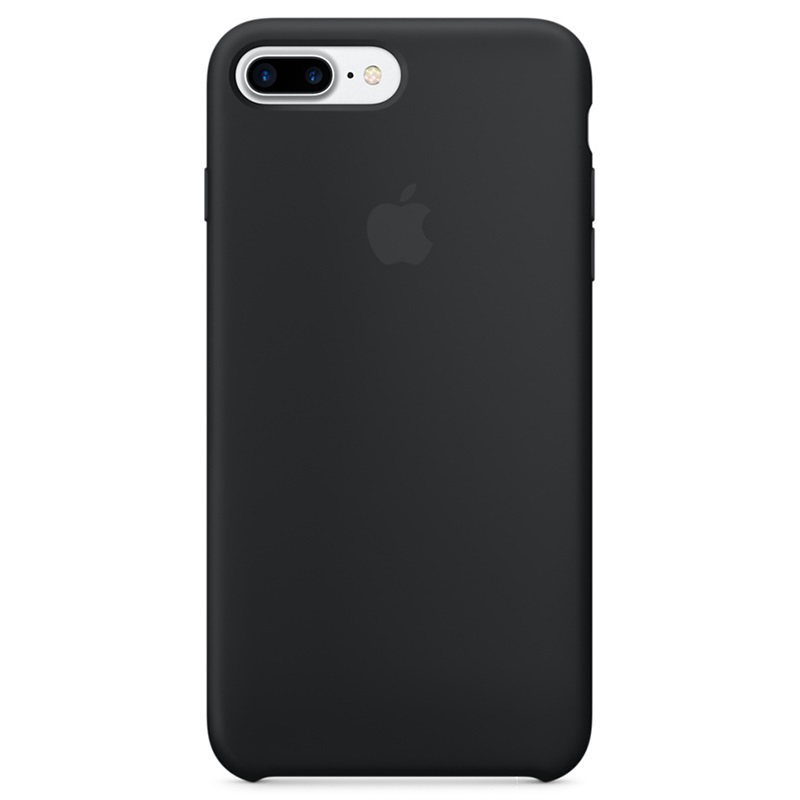 apple custodia in silicone iphone 8 plus