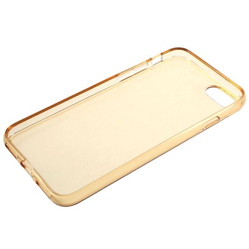 custodia iphone 7 oro