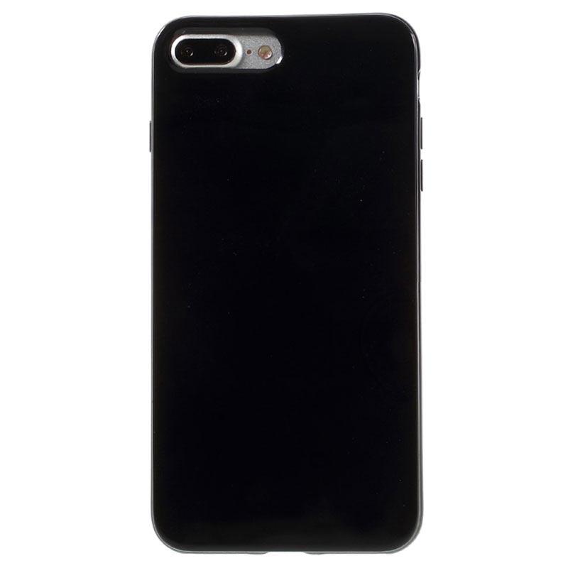 custodia iphone 8 plus nera