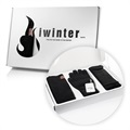 Golovejoy iWinter Set - Touchscreen Gloves, Hat & Scarf