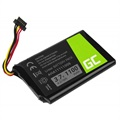 Batteria Green Cell per TomTom GO 6100, 6200, Trucker 5000, 6000 - 1100mAh