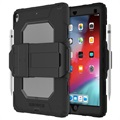 Cover Griffin Survivor All-Terrain per iPad Air (2019), iPad Pro 10.5 - Nero