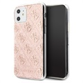 Custodia Guess 4G Glitter Collection per iPhone 11