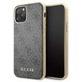Custodia Guess Charms Collection 4G per iPhone 11 Pro - Grigio