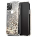 Custodia Glitter Collection Guess per iPhone 11 Pro - Color Oro