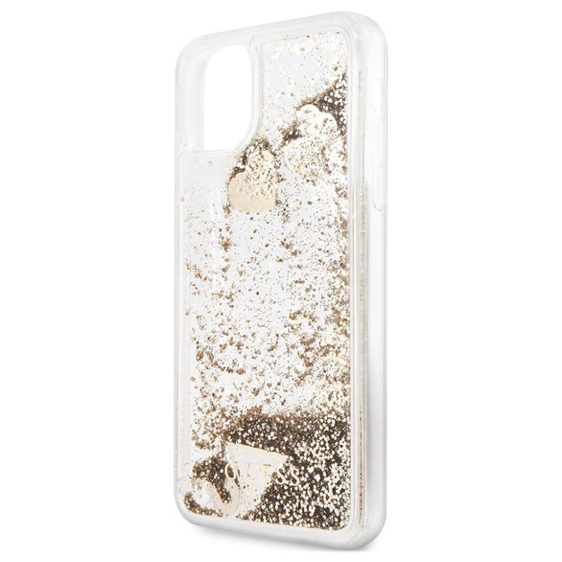 Custodia Glitter Collection Guess per iPhone 11 Pro