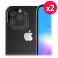 iPhone 11 Pro Hat Prince Camera Lens Tempered Glass Protector - 2 Pcs.
