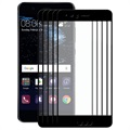 Huawei P10 Hat Prince Full Size Tempered Glass Screen Protector - 5 Pcs.