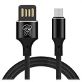 Hat Prince HC-17 USB 2.0 / MicroUSB Cable - 1m