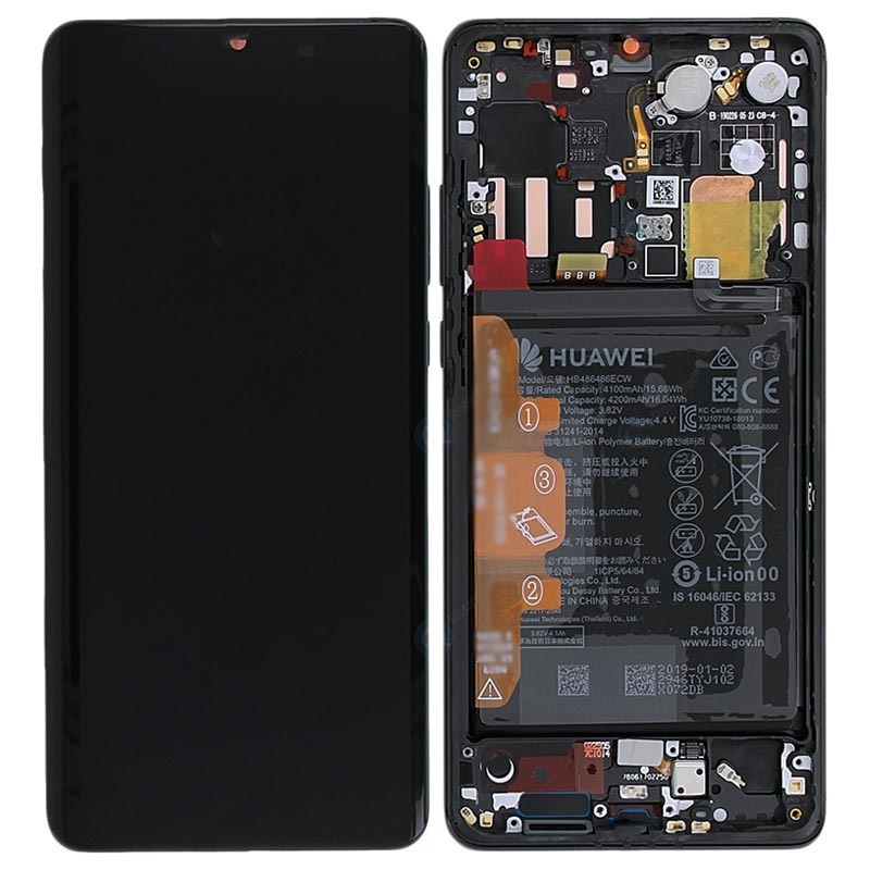 Display LCD (Service pack) 02352PBT per Huawei P30 Pro