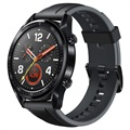 Huawei Watch GT 55023255 - Silicone Strap - Graphite Black