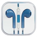 Auricolare In-Ear - iPhone, iPad, iPod - Blu