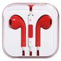Auricolare In-Ear - iPhone, iPad, iPod - Rosso