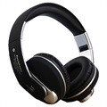 JKR 218B Over-Ear Bluetooth Cuffie Stereo Pieghevoli - Nere
