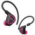 Auricolari Bluetooth Jabees Shield Fitness - Rosa
