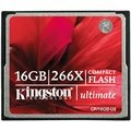 Kingston CF/16GB-U2 Ultimate 266X Compact Flash Memory Card - 16GB