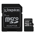 Scheda di Memoria MicroSDHC Kingston Canvas Select SDCS/32GB - 32GB